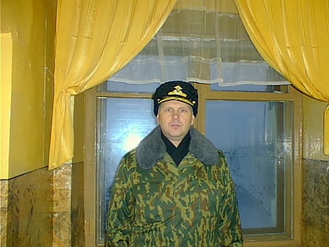 контр- адмирал Шевченко В.В.
