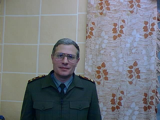 полковник Беляков Виктор Евгеньевич