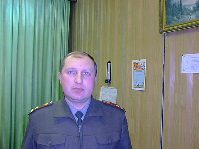 полковник Шепилов Андрей Васильевич