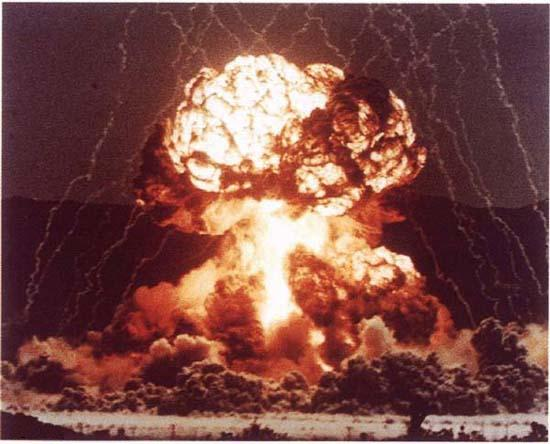 the controversy surrounding the atomic bomb since the first detonation in 1945